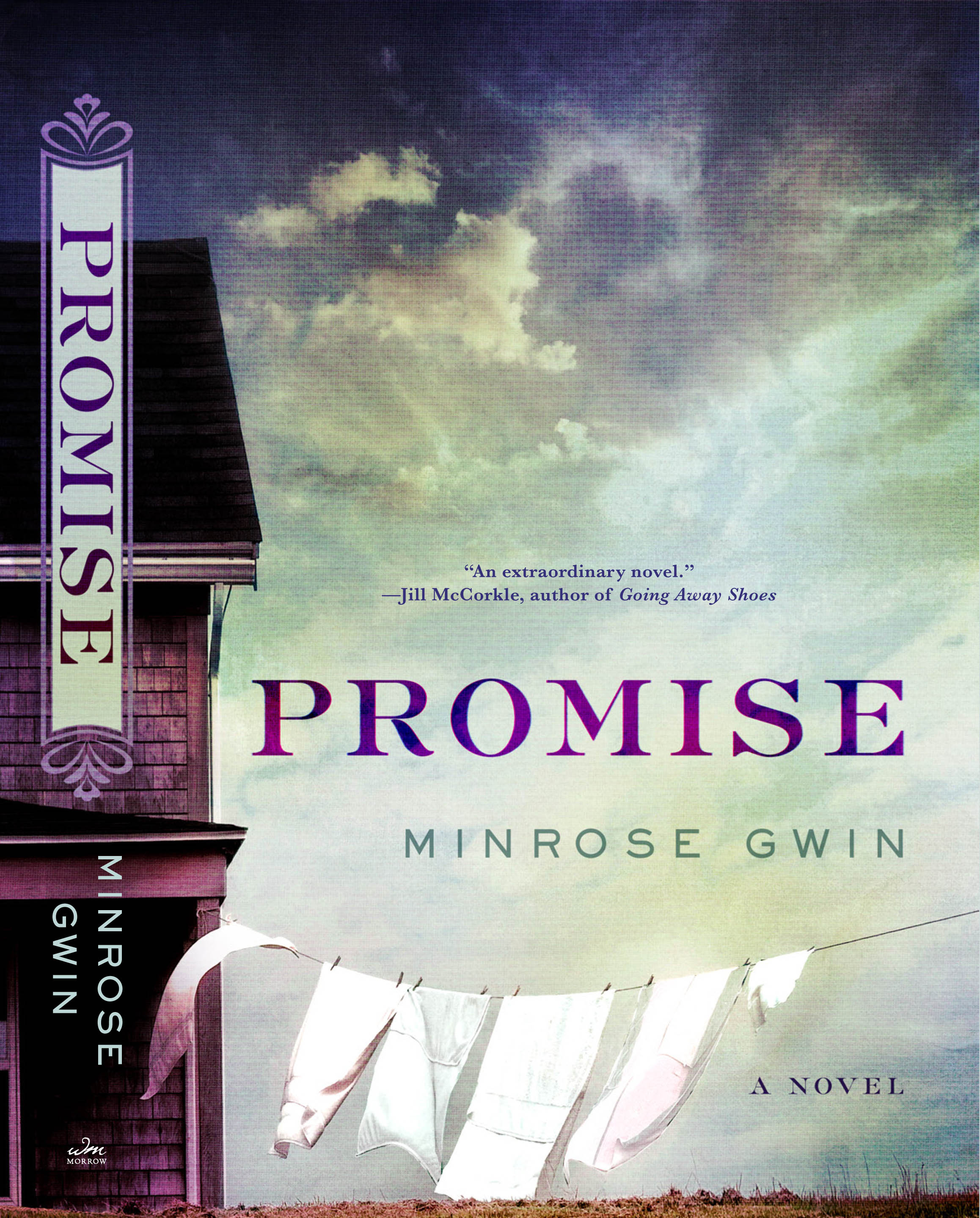 Minrose Gwin, author, Promise